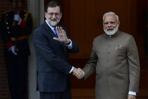 India, Spain sign 7 agreements during PM Modi's visit