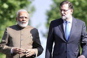 Modi invites Spanish industry to invest in India