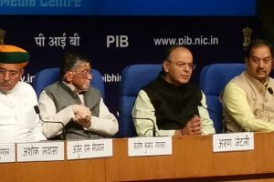 'Global factors, not demonetisation, responsible for GDP downtrend'