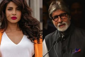 Priyanka Chopra's dress: Is Amitabh Bachchan peeved?
