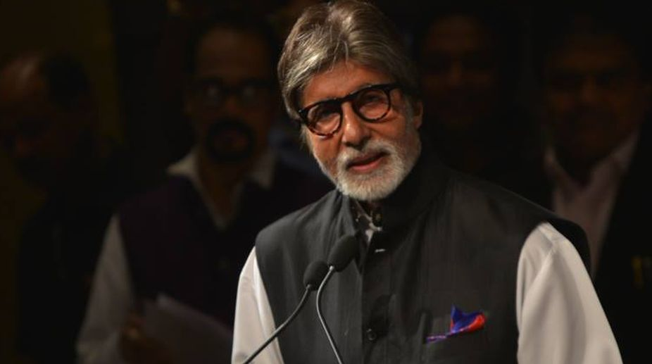 Difficult to say no to a woman: Big B on featuring in 'Phir se'