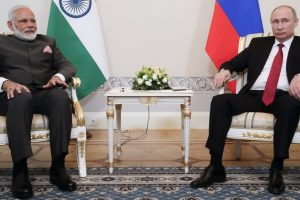 India-Russia annual bilateral summit begins; focus on trade, economic reforms