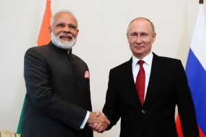 Indo-Russian ties won't be diluted due to Pakistan: Putin