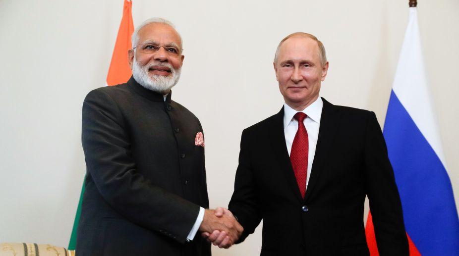 India Russia ties, Modi-Putin summit, Sochi