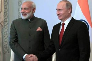 'Indo-Russian tiesstrong despite India's closeness to US, Israel'