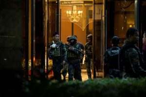 34 bodies found in Philippines casino after shooting attack