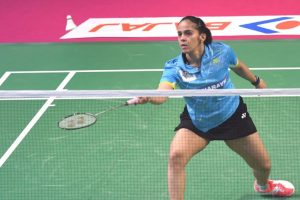 Saina Nehwal, B Sai Praneeth reach Thailand Open quarters