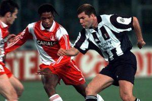 Juventus bar Zinedine Zidane's path to history with Real Madrid