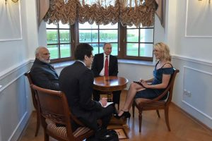 NBC journalist faces flak for 'are you on Twitter' question to PM Modi