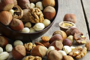 Protein from nuts, seeds could be good for your heart