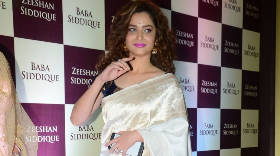 Ankita Lokhande returns to debut in Bollywood!