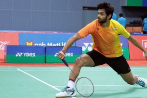 Sai Praneeth claims his 'improved fitness' helped him win titles