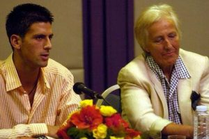 Gencic's wisdom deeply rooted in my mind and soul: Djokovic