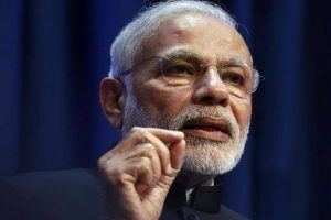Protecting climate an article of faith for us: PM Modi