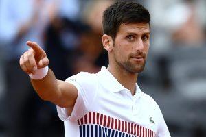 French Open: Novak Djokovic outlasts Diego Schwartzman in 5 sets