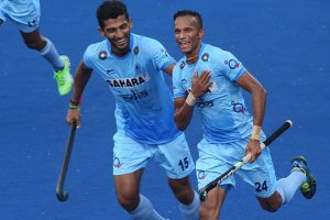 India squander lead, lose 1-2 to Belgium