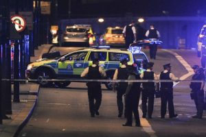7 killed in London terror attacks, 3 suspects shot dead