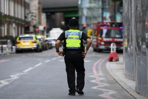 White van knocked a person 20 feet in the air: London terror attack witness