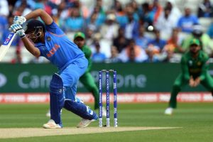 Champions Trophy: Rohit, Dhawan hit half-tons as India reach 100 for no loss