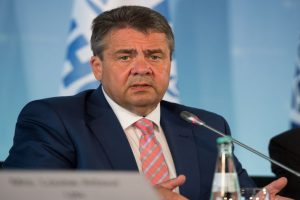German foreign minister defends Iran nuclear deal