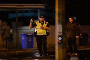 Man shot dead in Melbourne siege