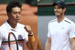 French Open: Memory fails Nishikori ahead of Murray reunion
