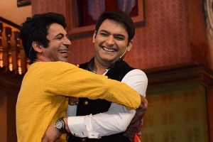 Sunil Grover to Kapil Sharma: 'There are only two kidneys and one liver, take care'