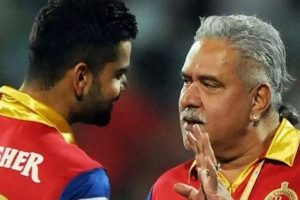'Fugitive' Vijay Mallya spotted in Virat Kohli's charity ball