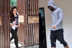 Shahid Kapoor, Kareena Kapoor are the new gym buddies?