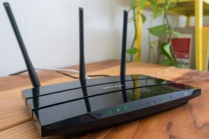 'Your network router can covertly leak data'