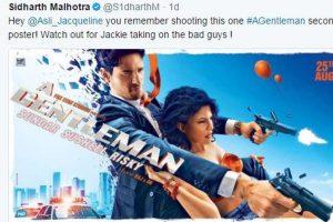 Sidharth Malhotra and Jacqueline Fernandez share a …Risky moment