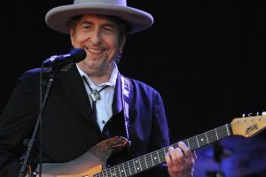 Bob Dylan delivers his Nobel Lecture