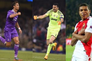 UEFA Champions League cream team of the year