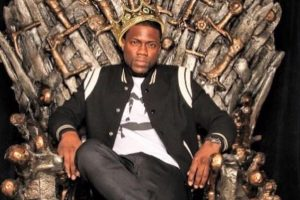 I'm going to be a thug father: Kevin Hart