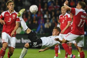 Joshua Kimmich salvages draw for Germany against Denmark