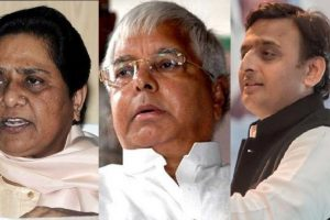 SP, BSP to share the dais at Lalu's Patna rally