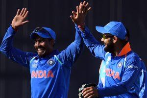 4th ODI: Karthik, Jadeja, Shami make cut as India bowl 1st against Windies