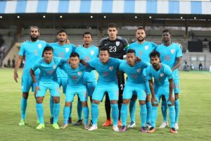 Indian football team shifts focus to match against Kyrgyz Republic
