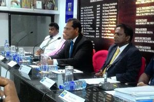 Sri Lanka to talk with countries on Qatar's isolation