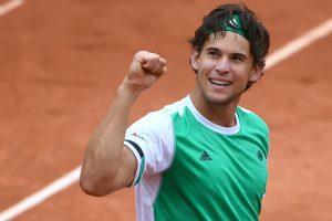 French Open: Dominic Thiem dominates Novak Djokovic in quarters
