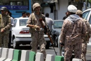 Tehran attackers IS recruits from Iran: Official