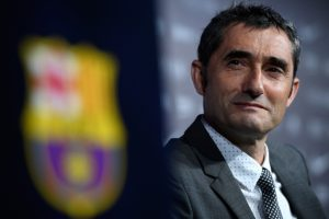 Barcelona's style of play is sacred: Ernesto Valverde