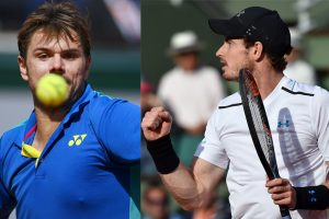 French Open: Andy Murray, Stanislas Wawrinka to meet 2nd time in semis