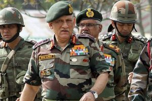 Using human shield is not Indian Army norm: Bipin Rawat