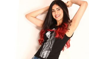 Adah Sharma in Raftaar's next music video
