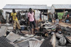 Boko Haram attacks leave 13 dead, dozens hurt in Nigeria