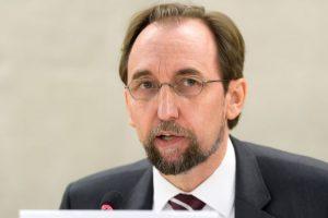 UN human rights chief won't seek 2nd term