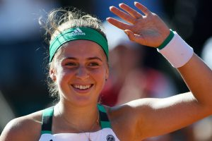 French Open: Birthday girl Jelena Ostapenko reaches maiden final