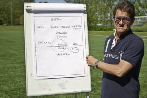 Fabio Capello's all-time top XI