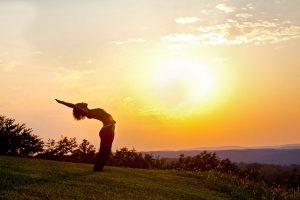 Why does yoga makes us feel good?